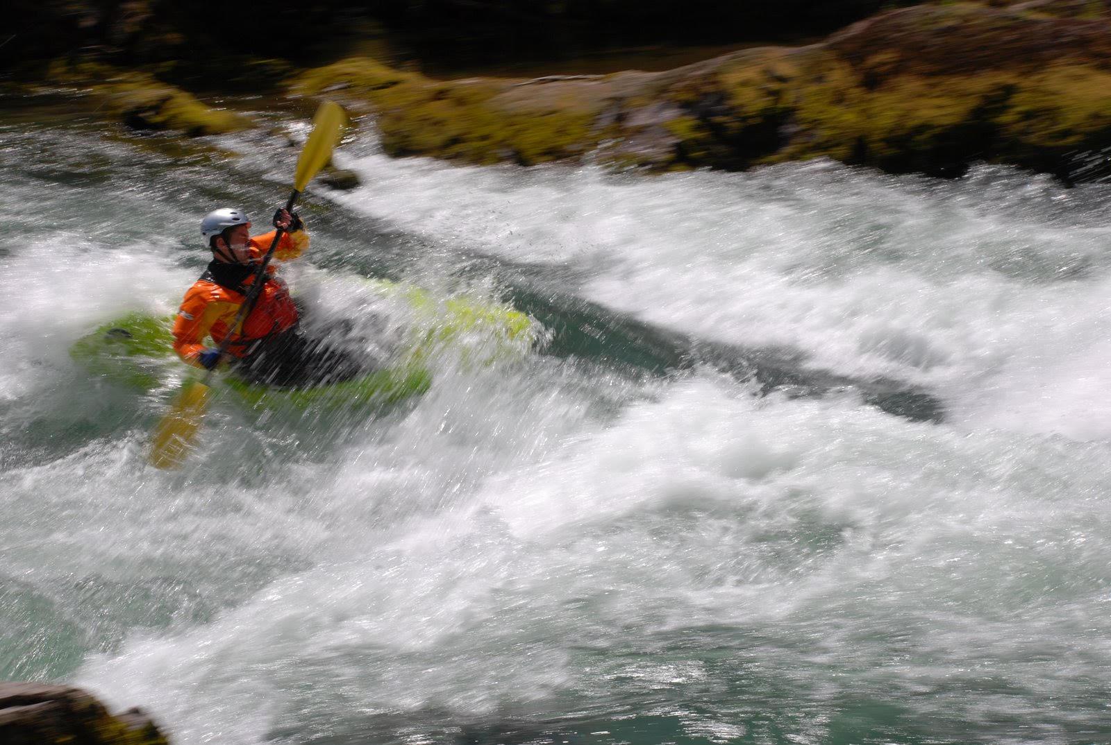 Big Surge, Oregon