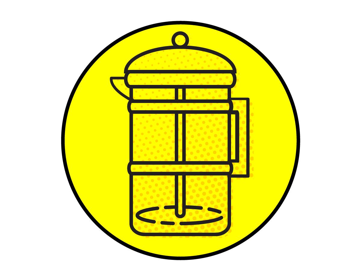 Erin DeMoss - Illustration - Coffee Icons