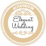 Elegant Wedding Badge.png