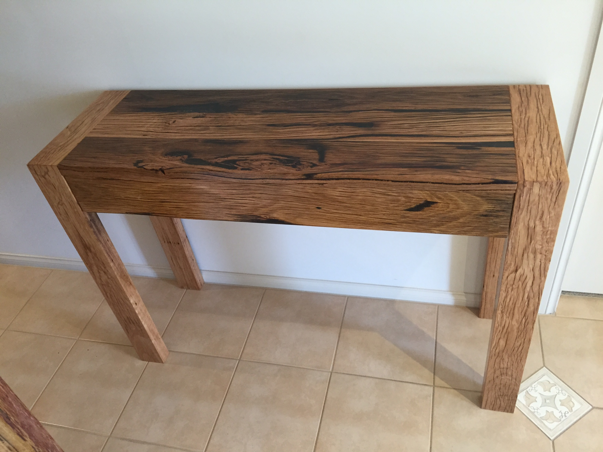 Hall Tables Quality Hardwood Furniture