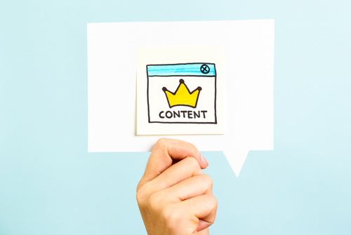 Quality science content becomes king. But how do we make sure it gets to the people looking for it? Shutterstock: http://ow.ly/yIXmt