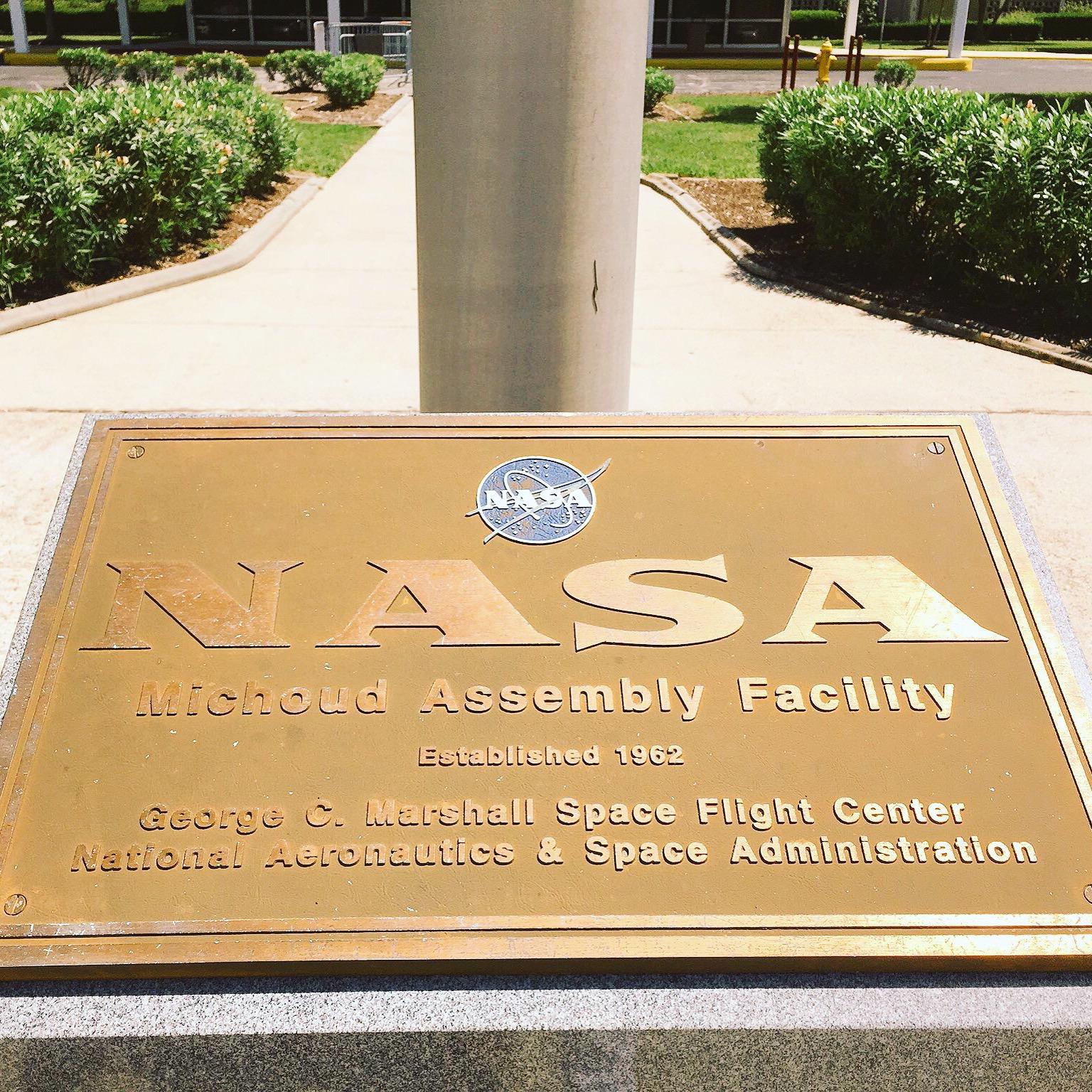 NASA Michoud. Credit: Paige Jarreau