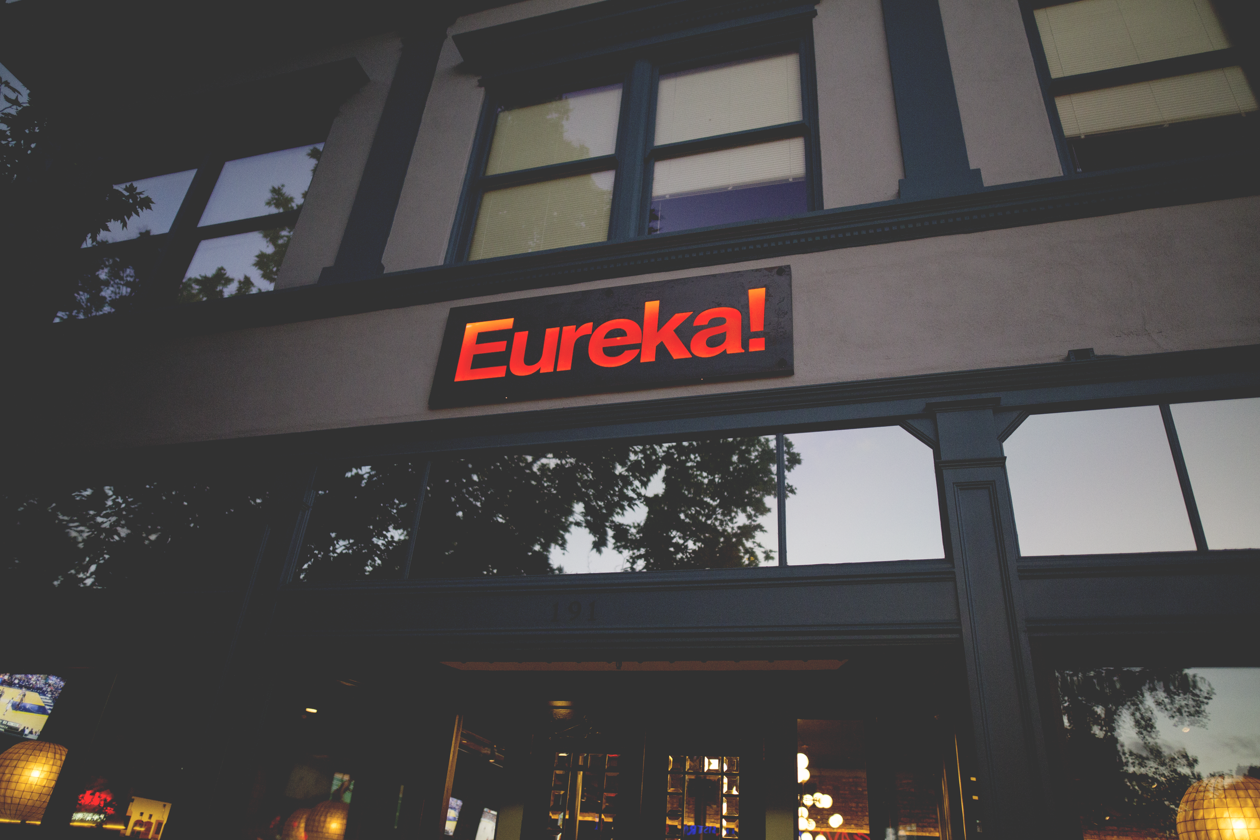 Eureka! in Downtown Mountain View