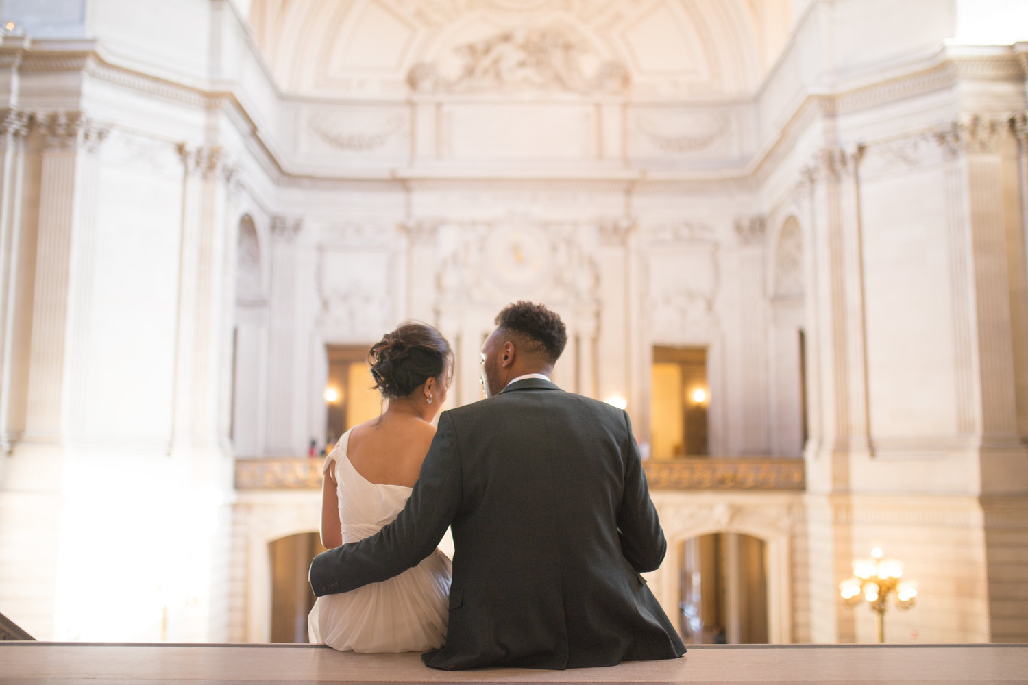Upon arrival, we had a couple of minutes to capture some special moments before their ceremony. There is nothing like natural light to capture just that.