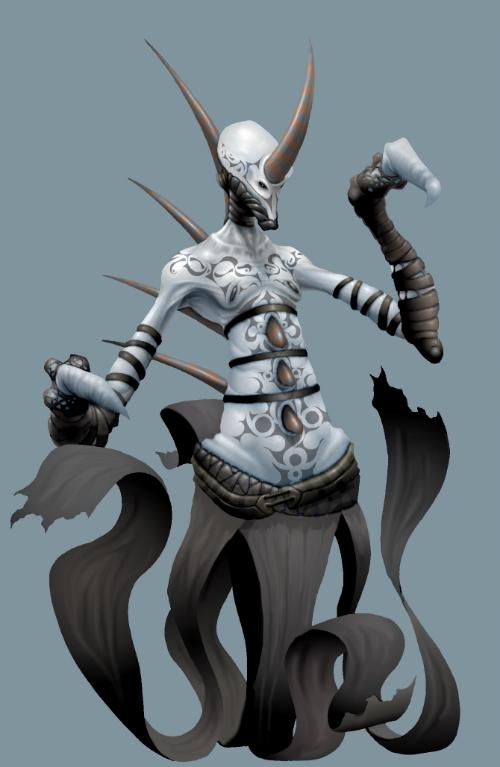 Wizard Concept - Acheron