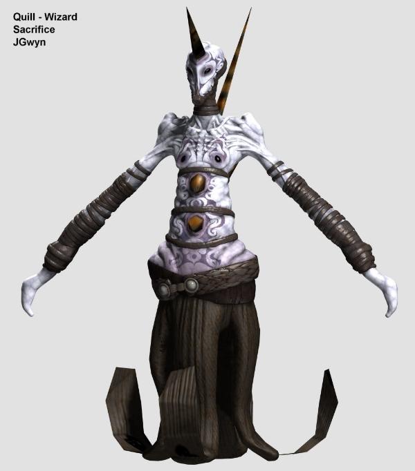 Wizard Model - Acheron