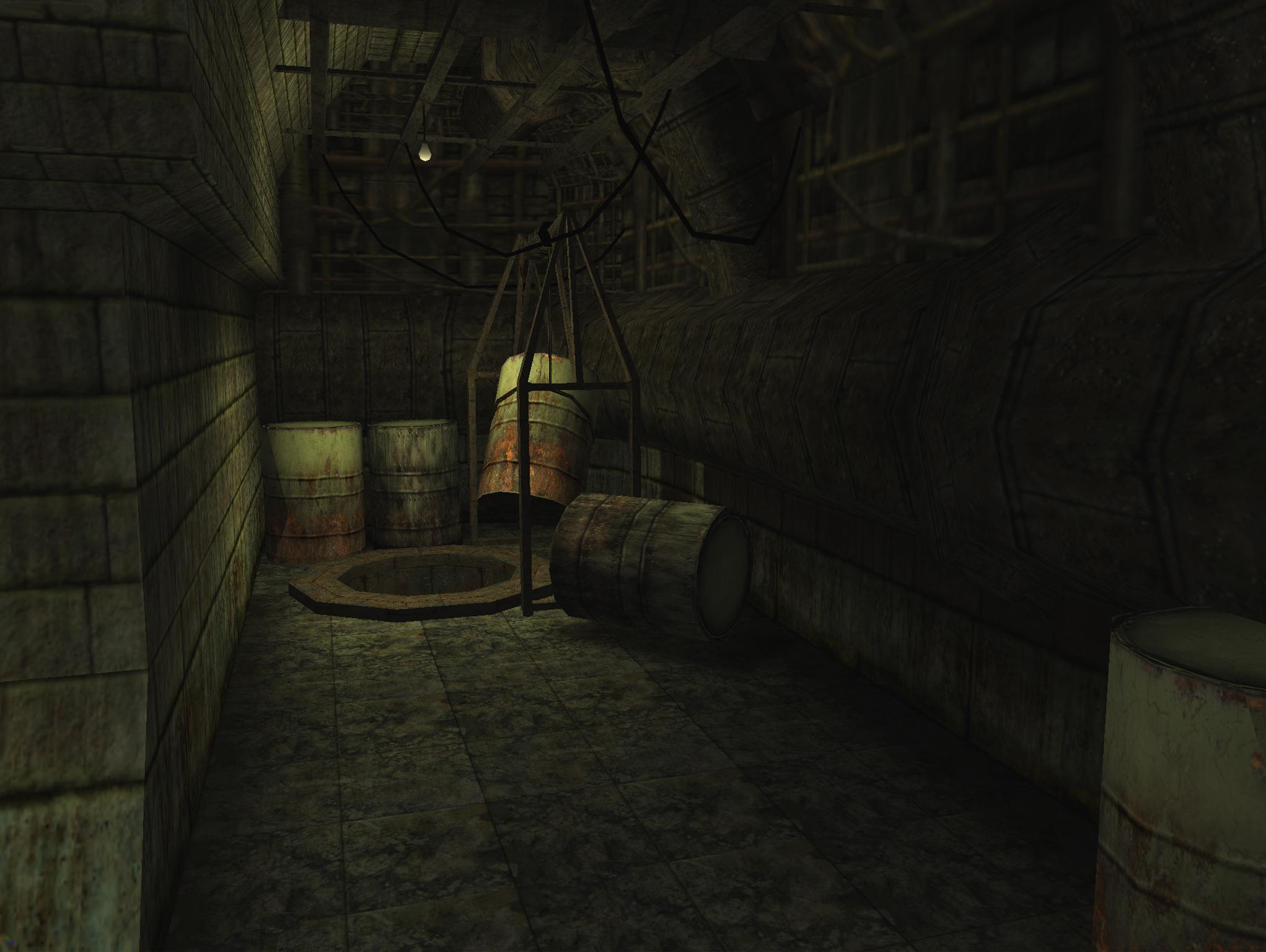 Barrels - Enter The Matrix