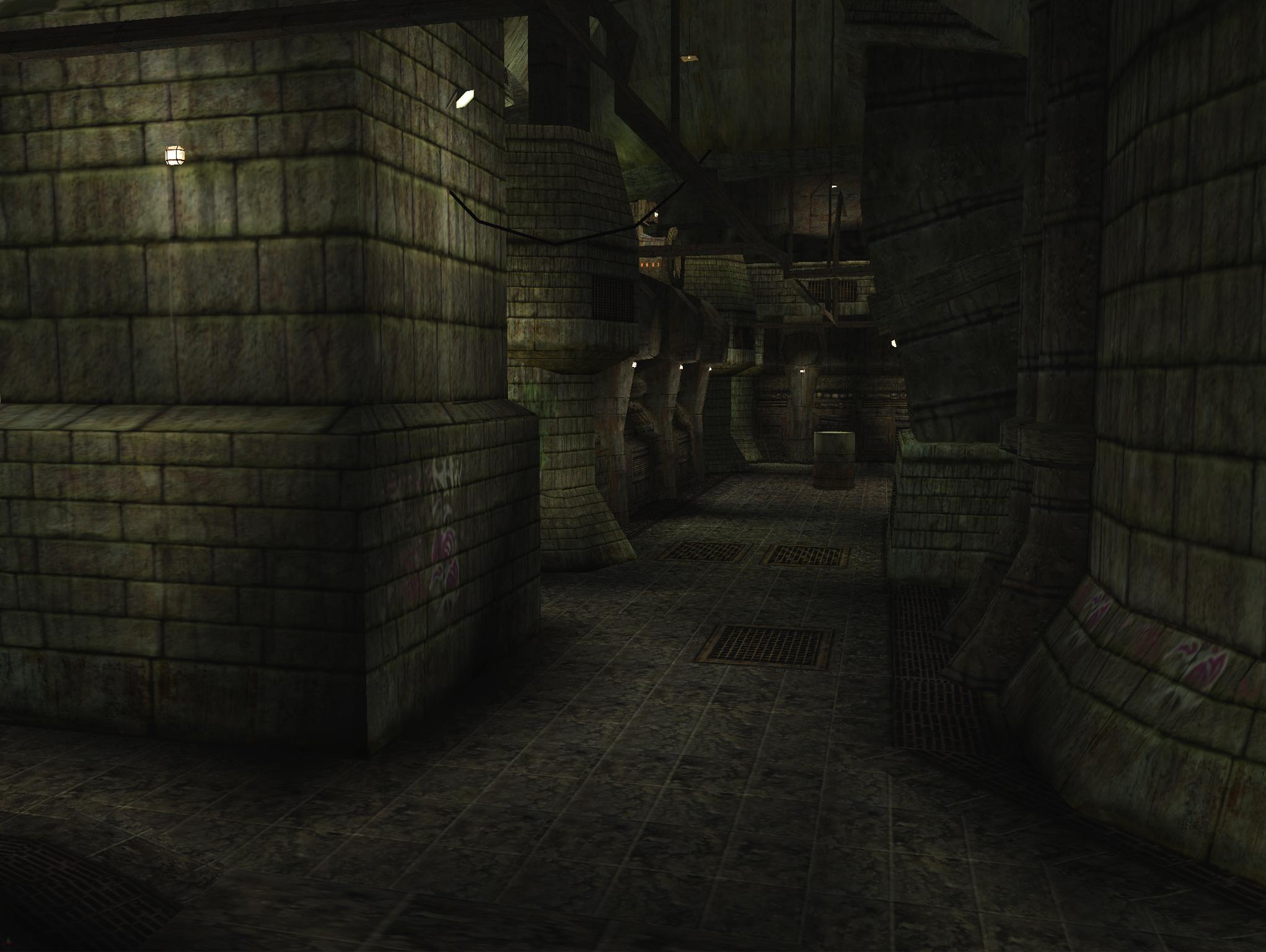 Control Room - Enter The matrix