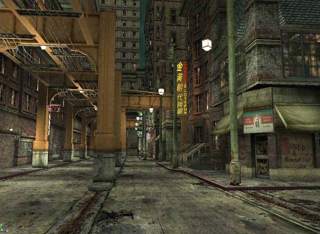 Train Street - The Matrix Path of Neo