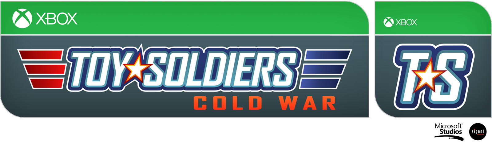 TS: Cold War Logo