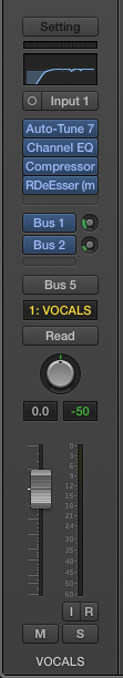 How To Set Up A Vocal Chain — Spectrum Sound
