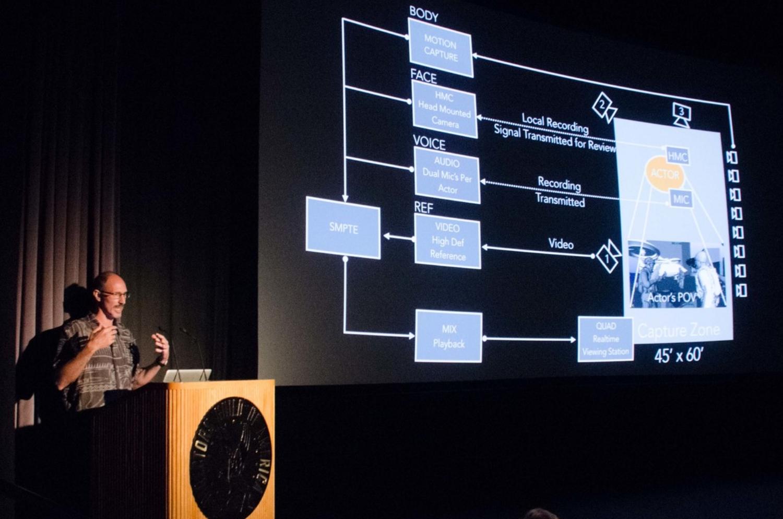 Featured speaker at Directors Guild of America event Facing Future