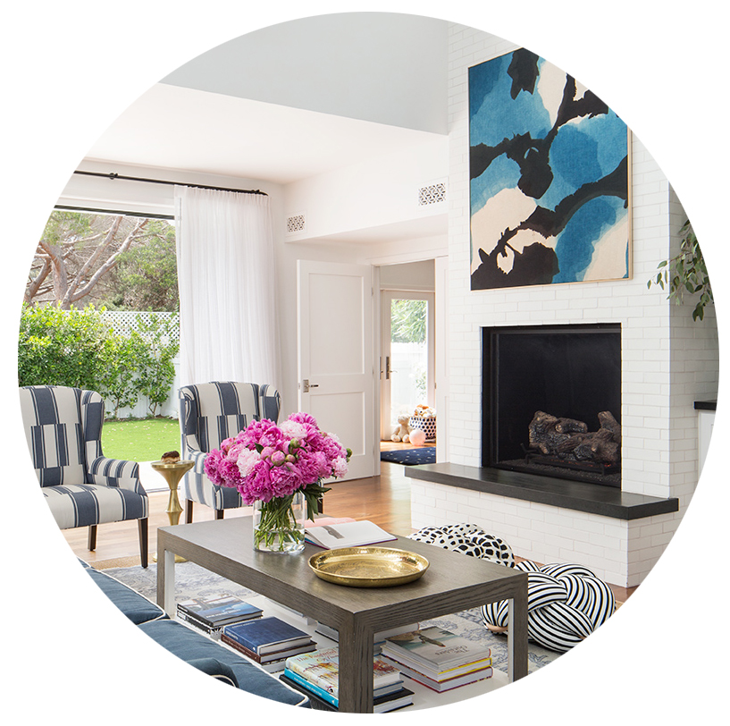 Styling & Art Consultation - The finishing touches. Maybe your space is furnished but you need artwork and accessories to harmonize with your existing decorated space. We can help!