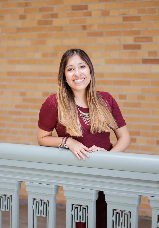 Co-Director of Fashion: Allison Garcia
