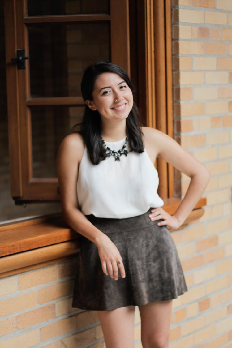 External Vice President: Daniela Anchondo