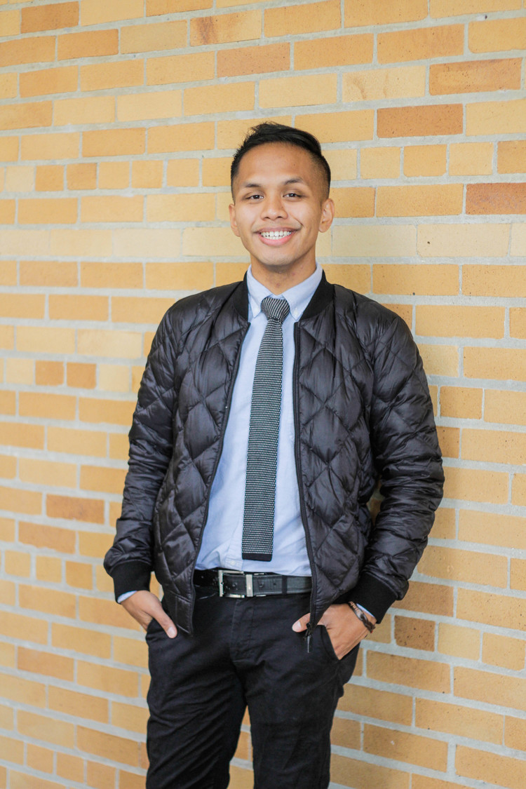 Internal Vice President: Justin Lasola