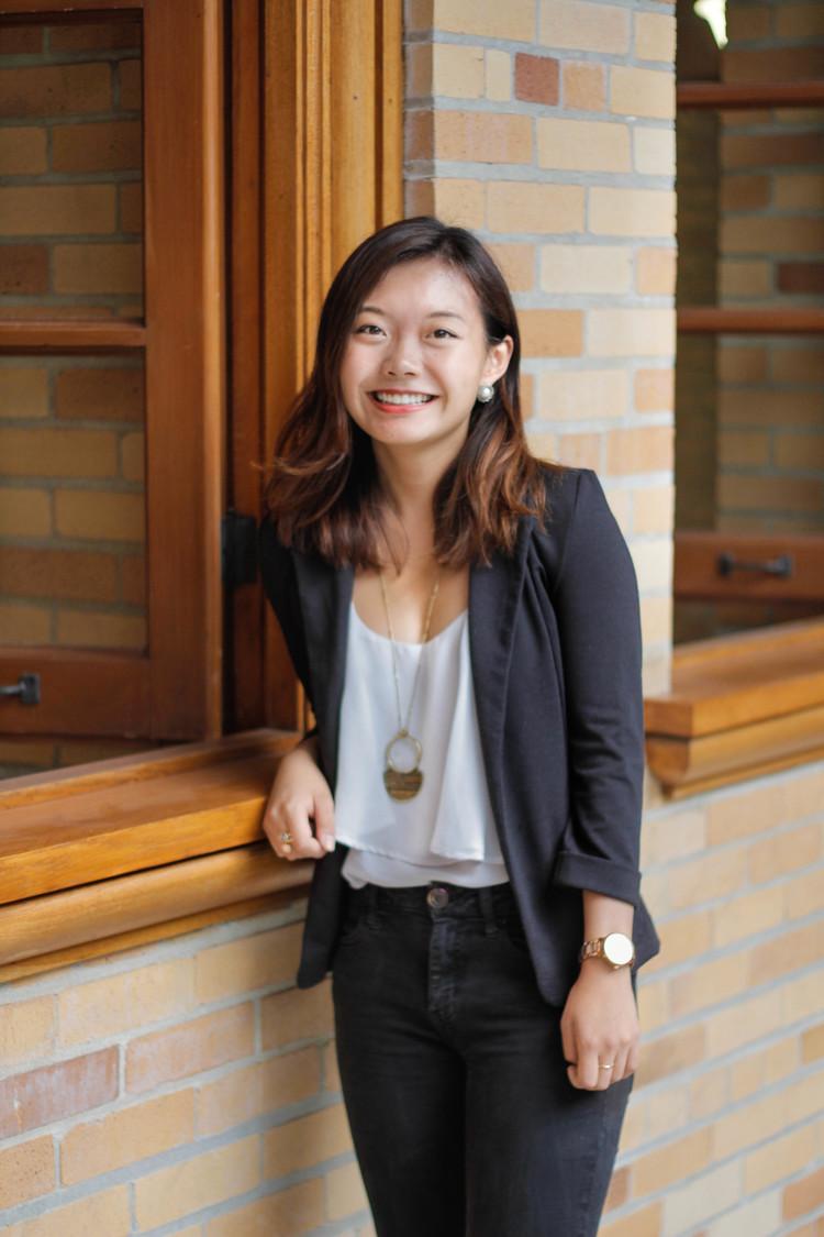 Co-President: Debbie Zheng