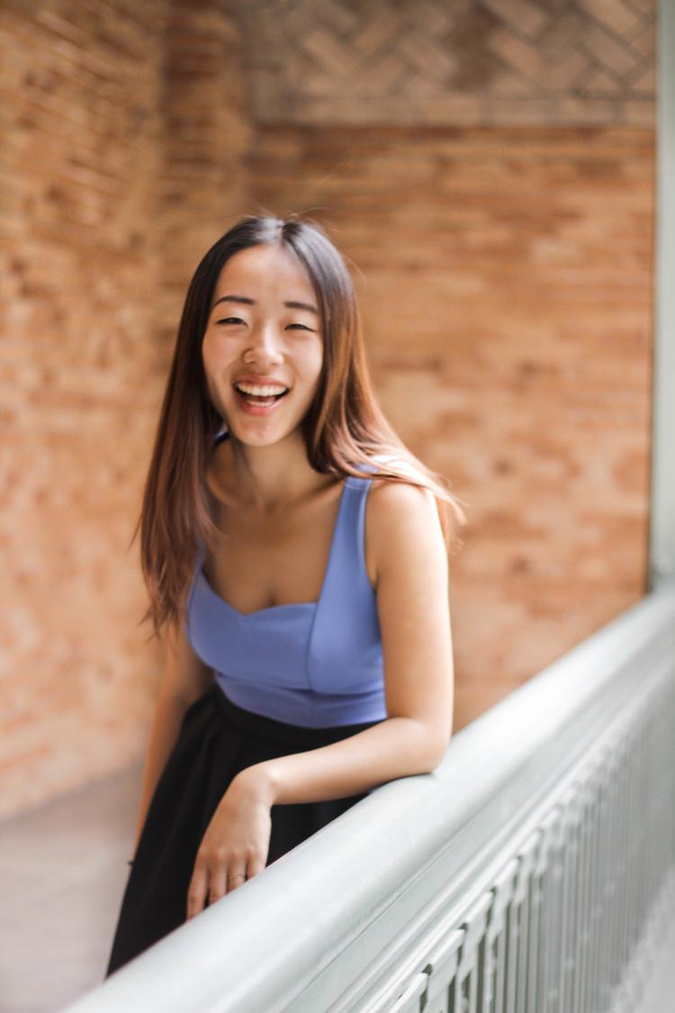 Co-President: Evelyn Yin