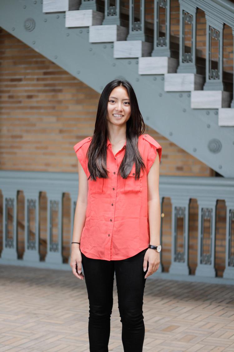 Co-Director of Fashion: Allison Nguyen