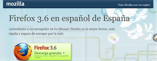 Descargar Mozilla
