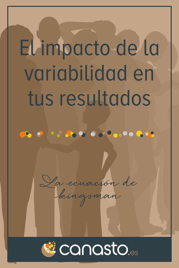 El impacto de la variabilidad en tus resultados