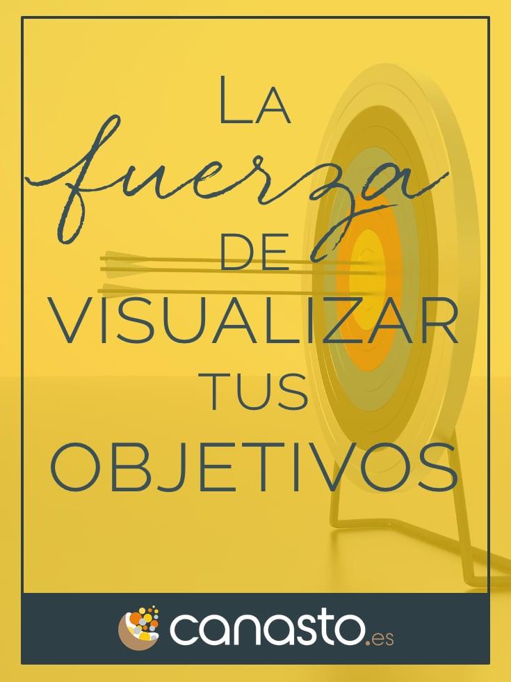 La fuerza de visualizar tus objetivos