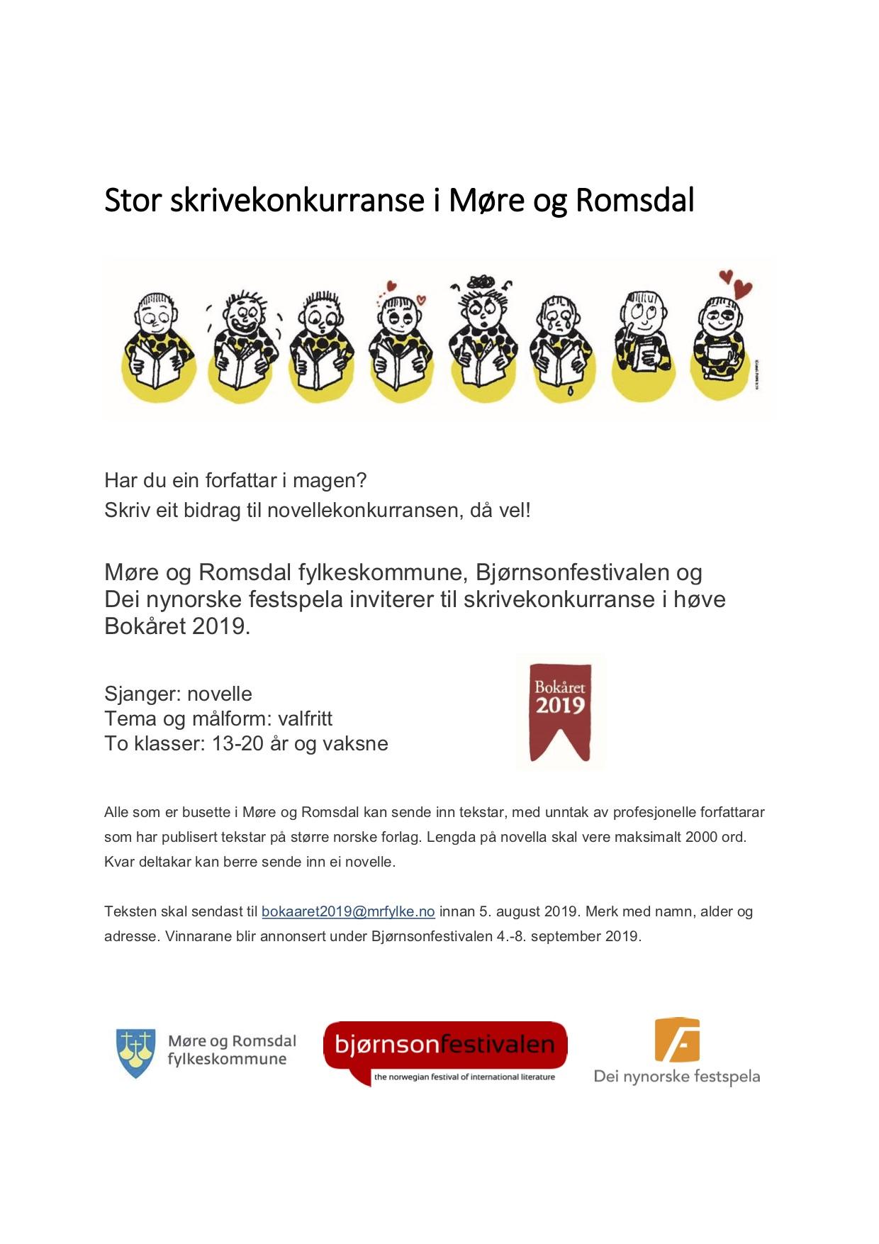 Plakat Stor skrivekonkurranse i Møre og Romsdal med logoar.jpg