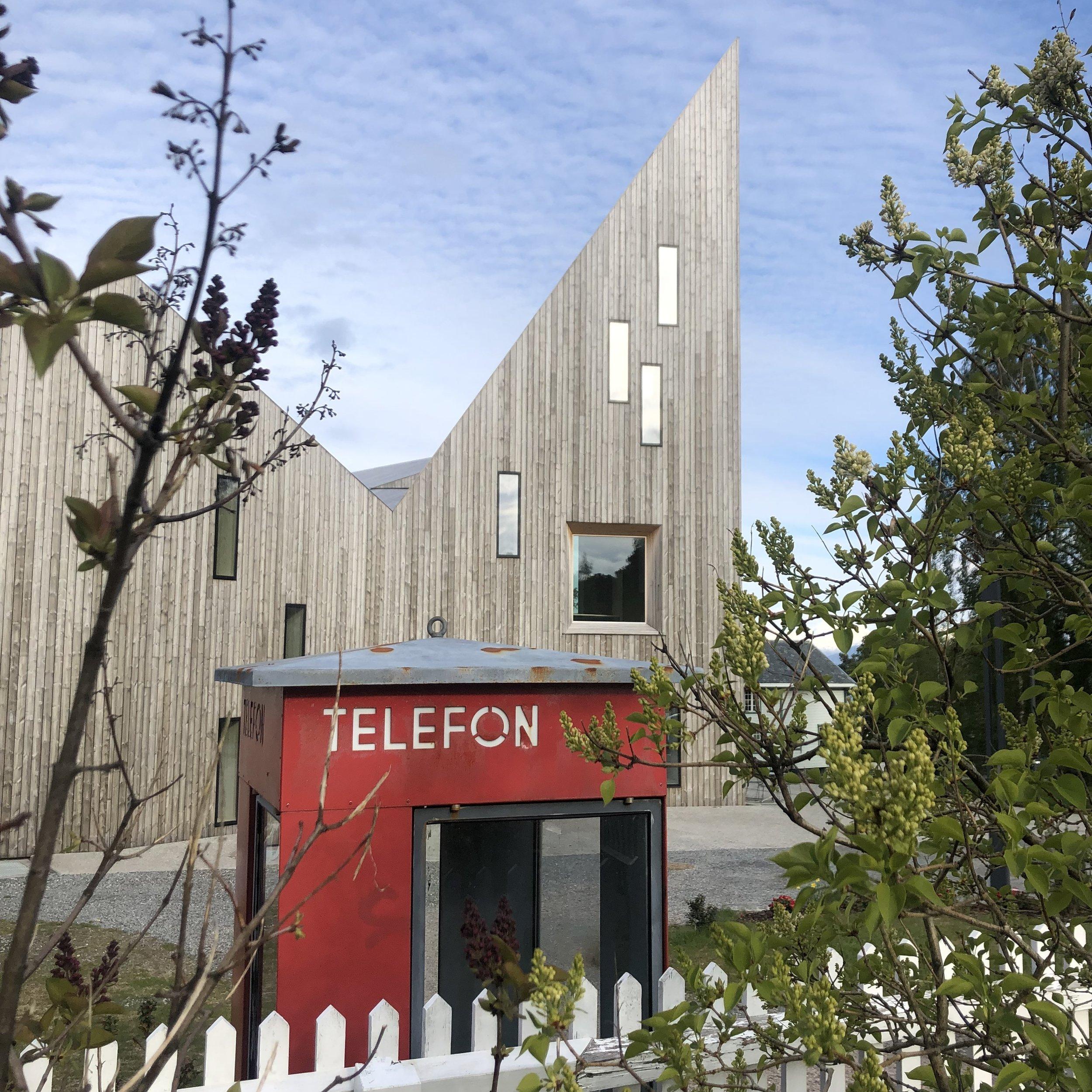 Åpning av Moldes nye Bokbyttekiosk fredag 7.6 kl 11.00