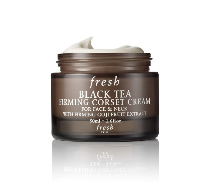 Black Tea firming corset cream by Fresh .