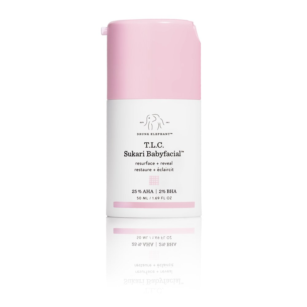 TLC Sukari Baby facial by Drunk Elephant