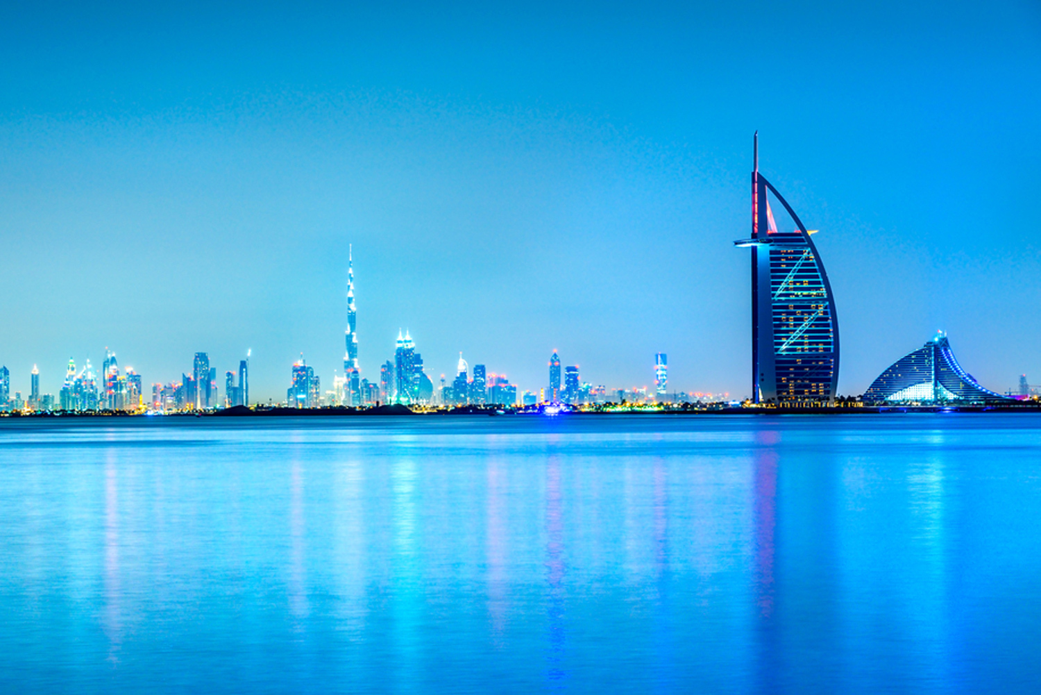 DUBAI - CULTURE AND RELAXATION