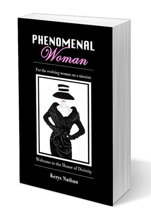 Phenomenal Woman invites you to embark on a motivational mission to creating a life that serves you. Want to achieve all your goals, live your dreams and discover how incredible you truly are? Then this book is designed to get you there in a fabulously fashionable and fun way. This is a journey of personal growth into becoming a stylishly phenomenal you.    GET YOUR COPY HERE & START YOUR PHENOMENAL JOURNEY TO LIVING A LIFE THAT SERVES YOU!