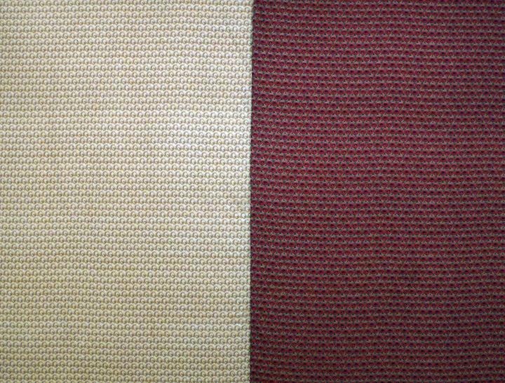 Buzzing |Murmuring , 2009, Fabric print