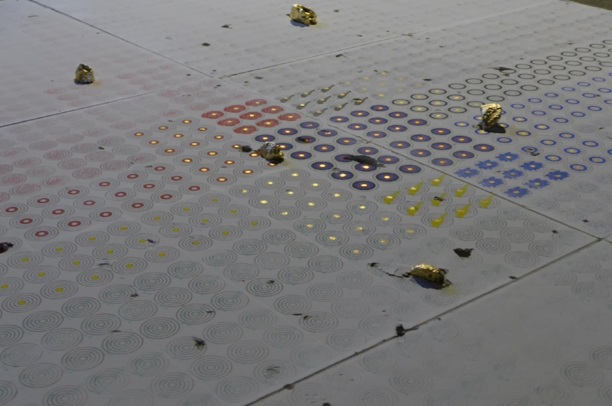 Charbagh ,Installation, Detail II