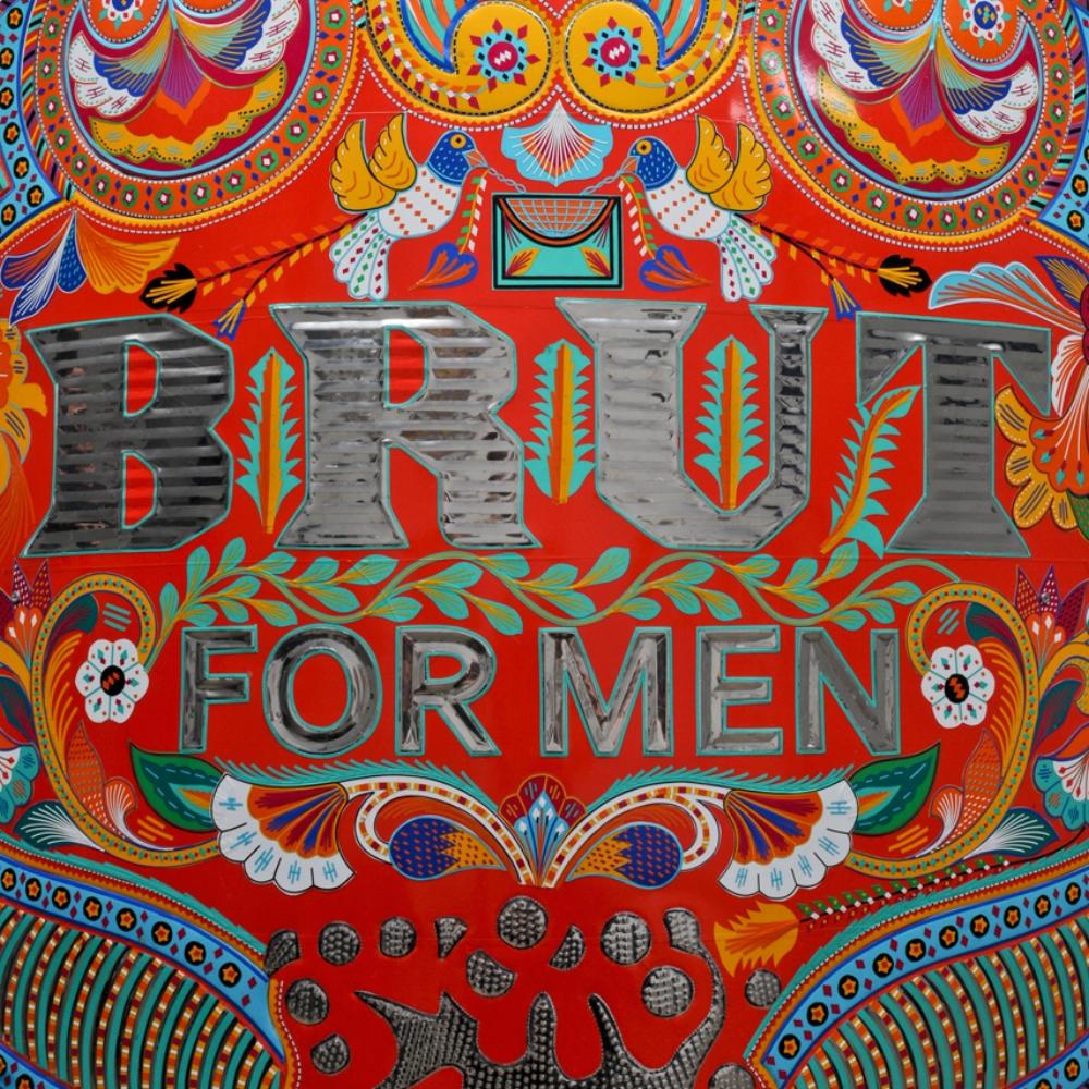 Brut for Men: Heart  (English Version), Detail