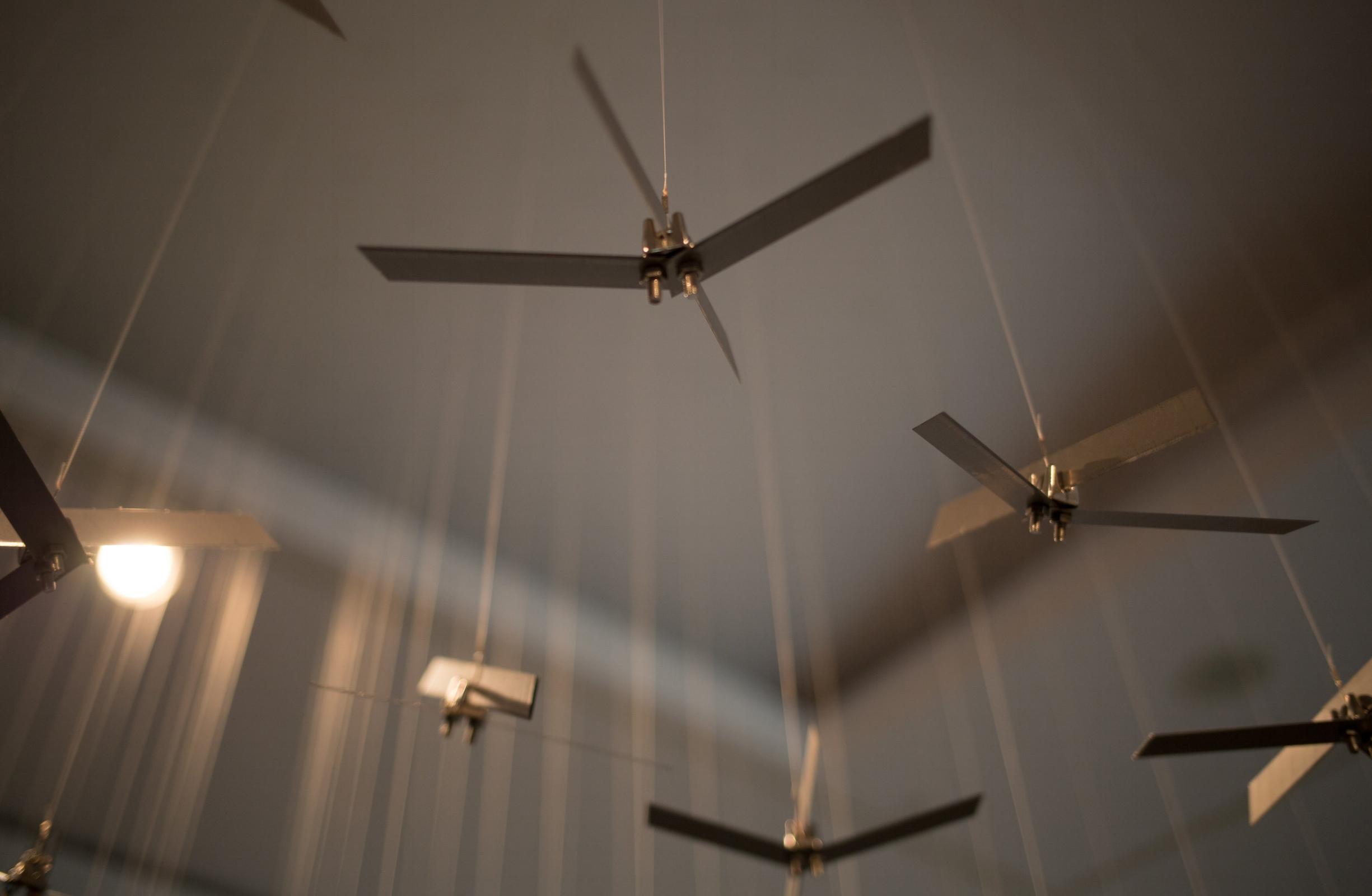 Rug of Drones (Circle) , Detail-1