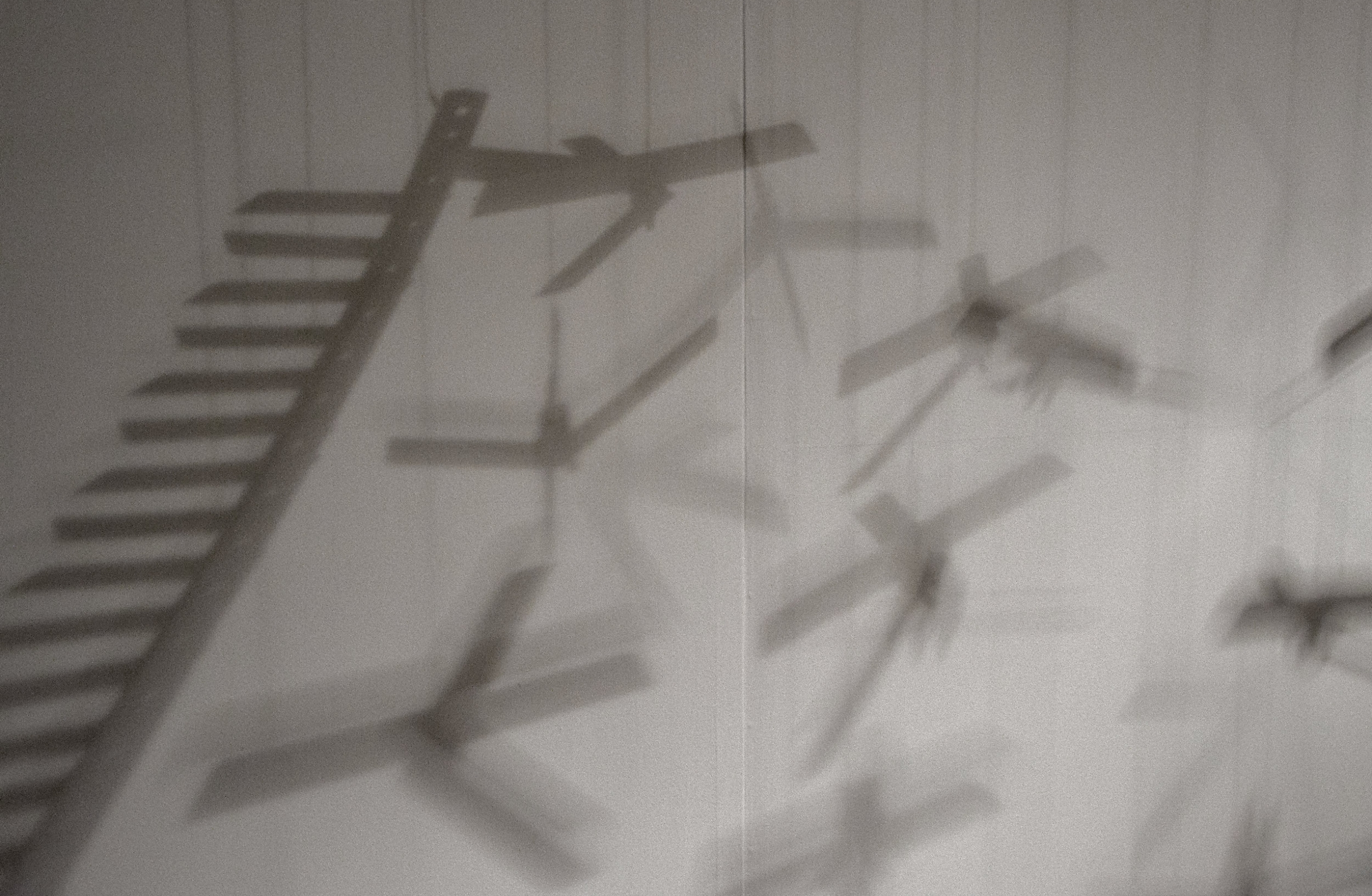 Rug of Drones (Shadows)