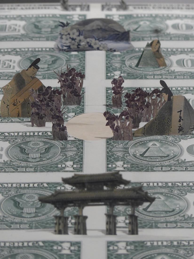 Moneyscape-II  - Detail I