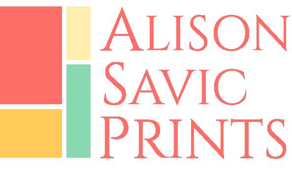 ali savic prints logo