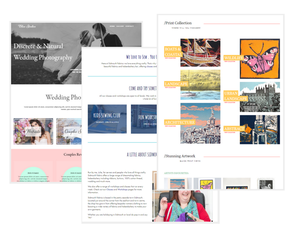 Web Designer Taunton & Wellington