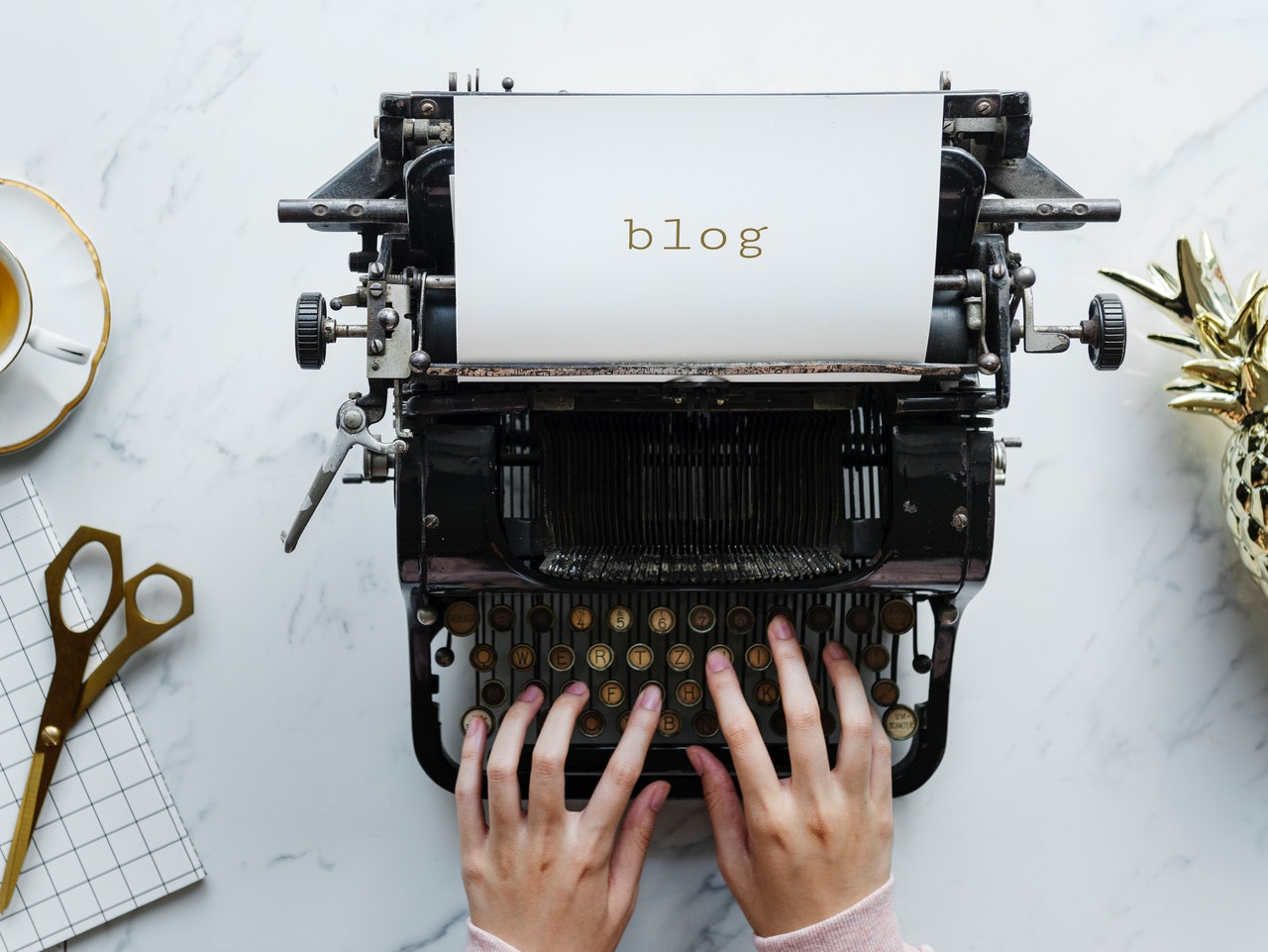 How to blog like a pro -