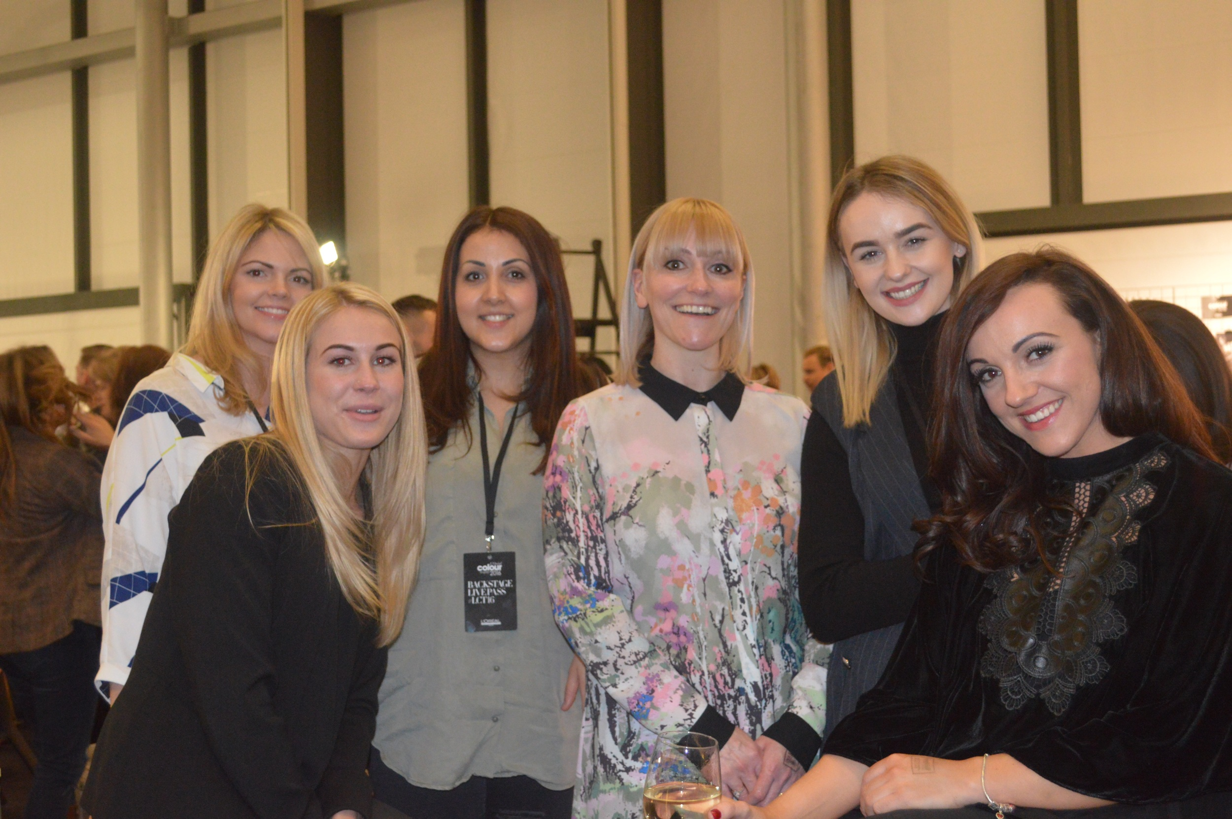 #hhsliverpool's style team with Liverpool model Carly Gordon.