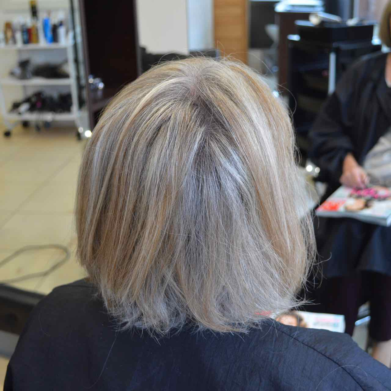 Restyle & Colour Change