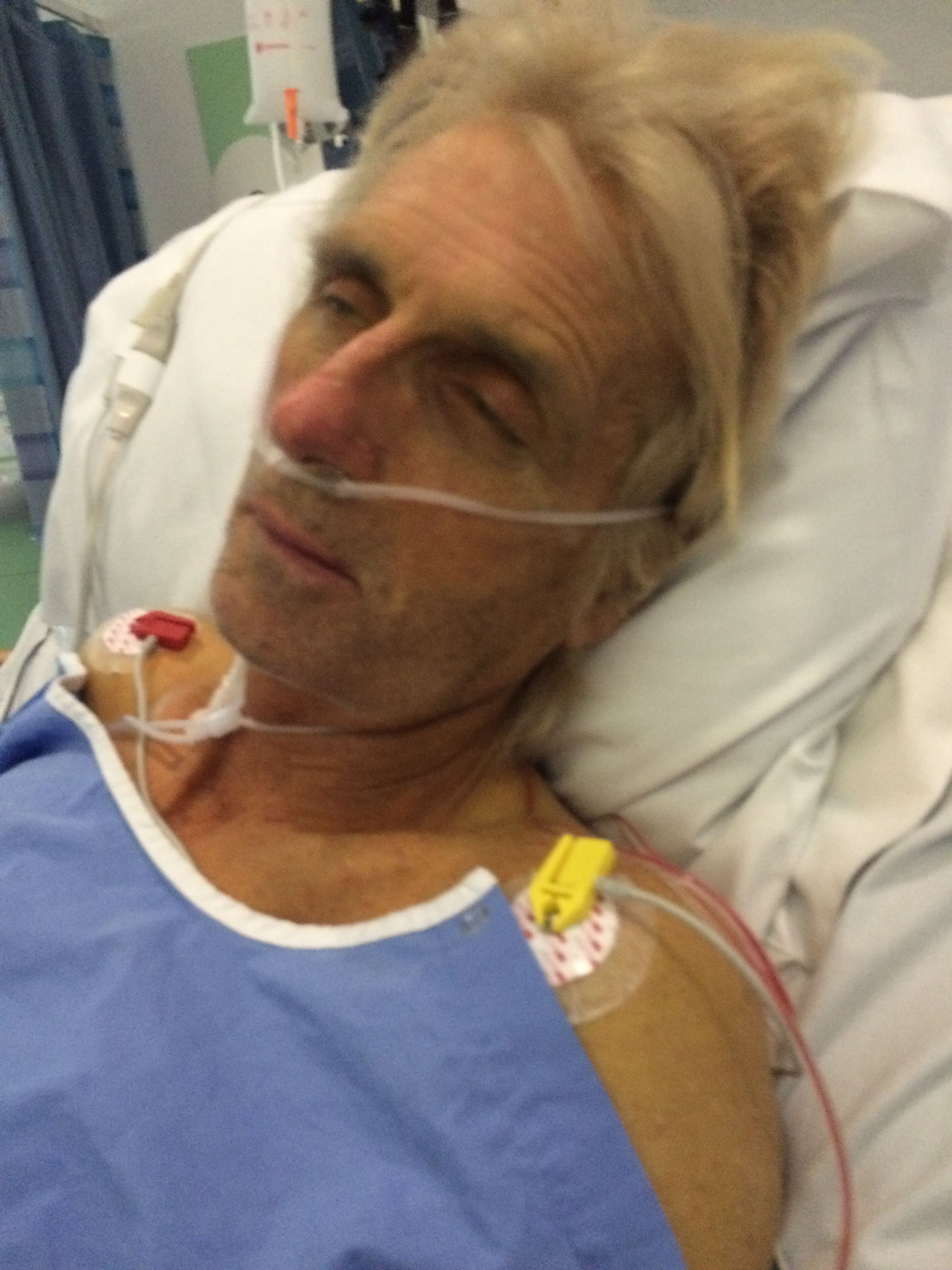 Copy of Illness took hold 'so fast'
