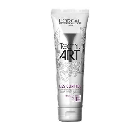Liss Control - What They Say: Smooth & control gel-cream. Smooth range, force level 2. Suitable for unruly hair, gives smooth effect, volume controlled, 24 hr* anti-humidity protection.*Instrumental test.What We Think: Exactly what it says on the tin, for 'unruly hair' that just won't do as it's told. By adding volume and smoothing the hair simultaneously, but without feeling like there's product in it, it's such an easy product to use and is so rewarding! We love Liss Control.