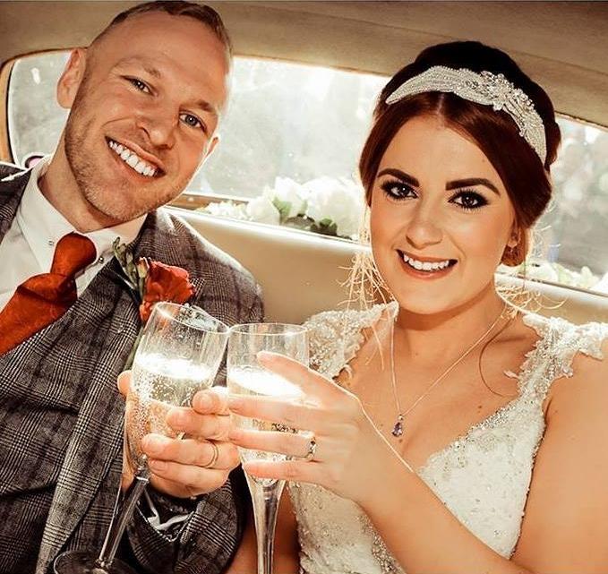 bridal bride wedding hair package liverpool