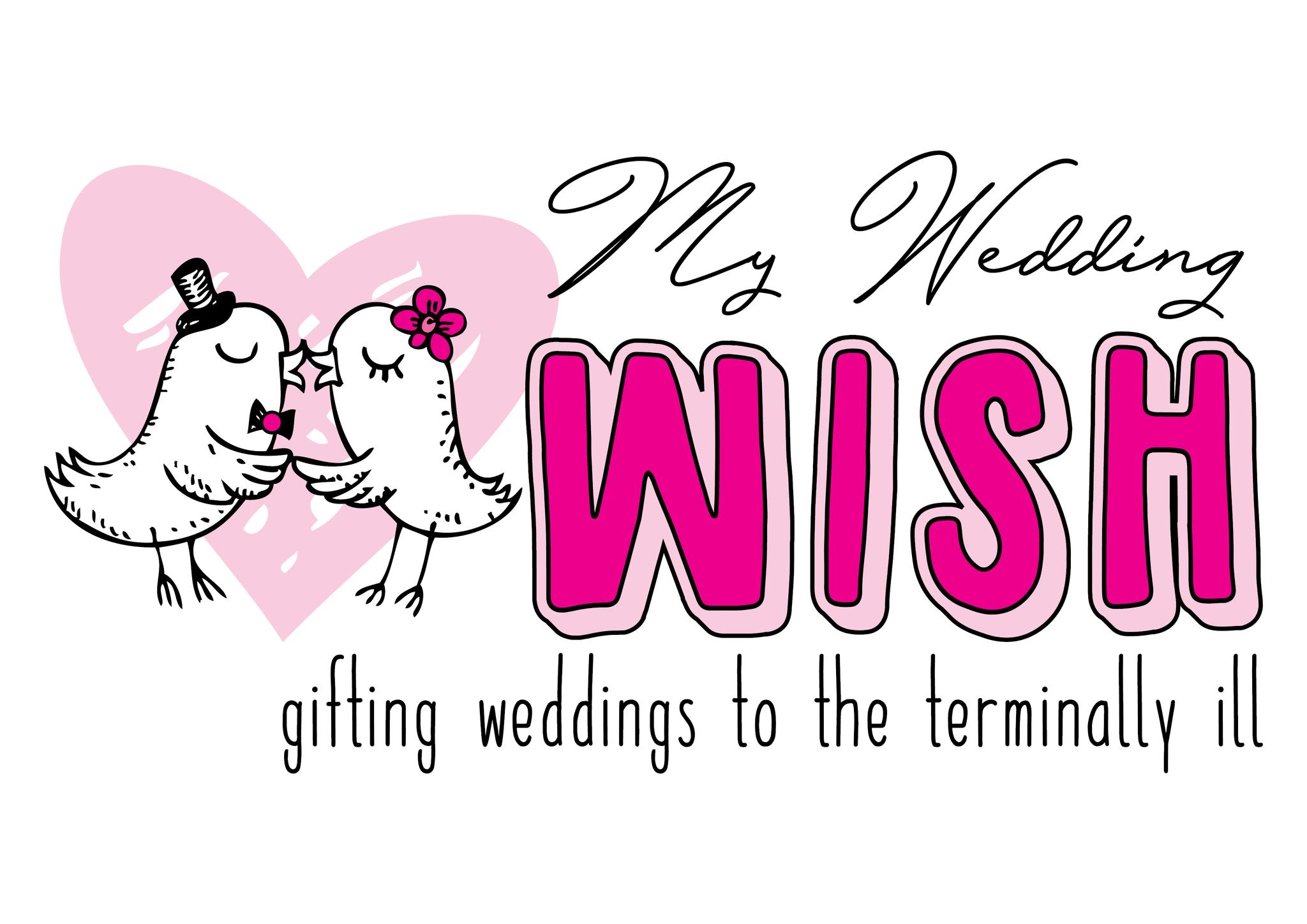 Proud supplier to My Wedding Wish. -