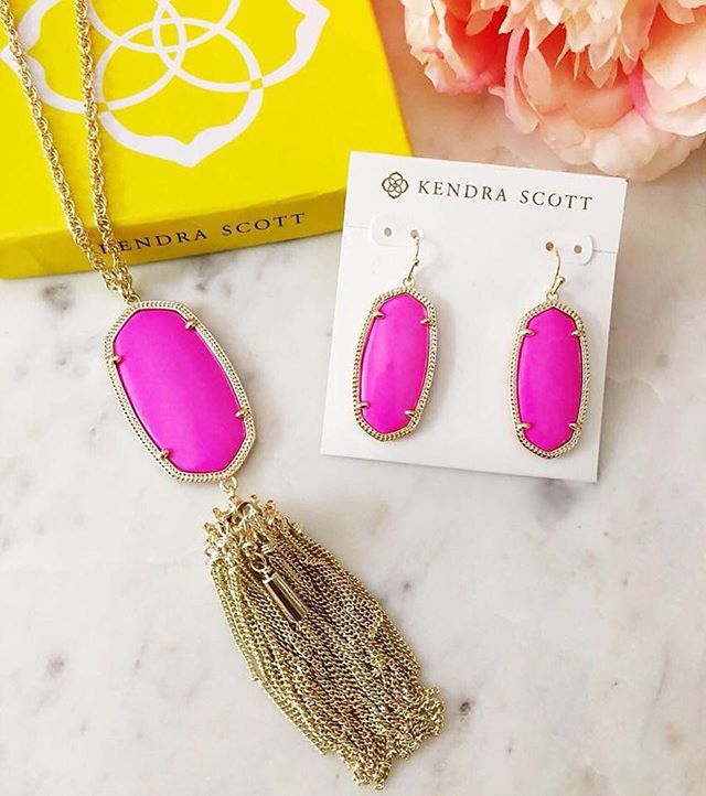 We can't hold back our excitement any longer  KENDRA SCOTT has arrived at all 7 Jacksonville Lucy's Locations!!! Find one near you at:  www.facebook.com/lucysgiftboutique/locations #kendrascott
