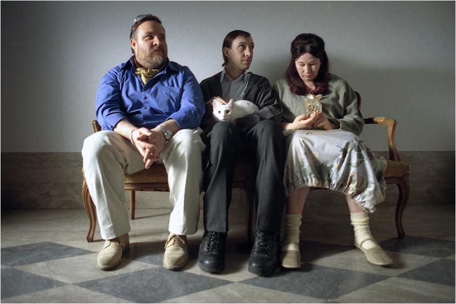 Bouli Lanners, Philippe Grand'Henri & Yolande Moureau