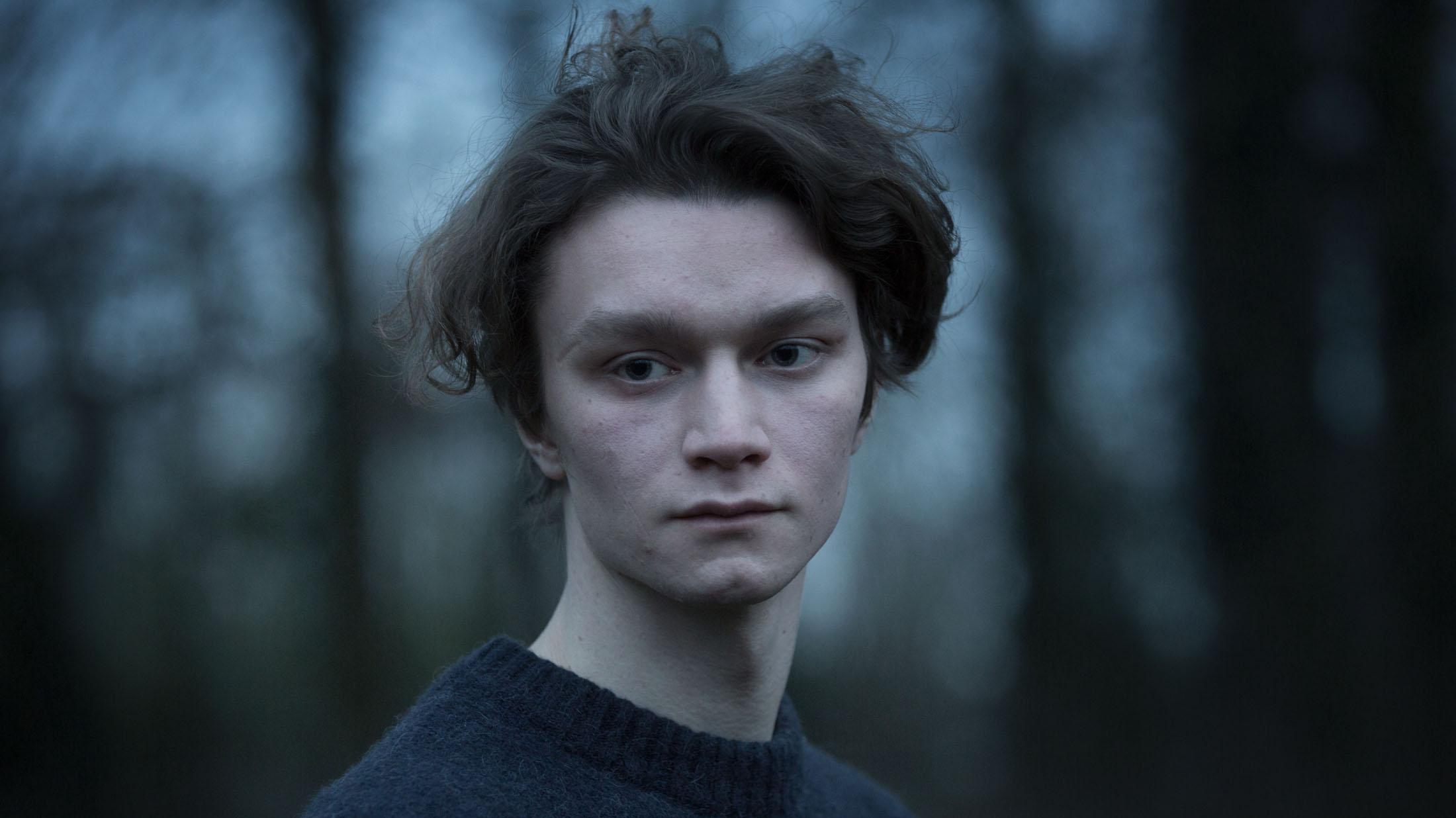 Tijmen Govaerts in POOR KIDS directed by Michiel Dhont (KASK 2017). DoP Laurens De Geyter.